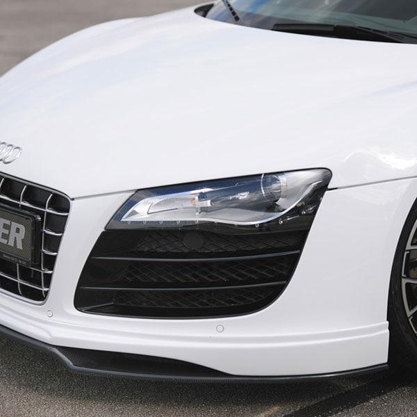 Insert for bumper Audi R8