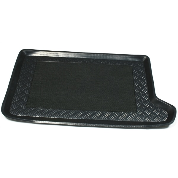Rear cargo trunk floor mat Audi A2 8Z