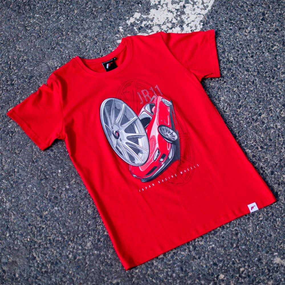 JR Men´s T-Shirt JR-11 Car