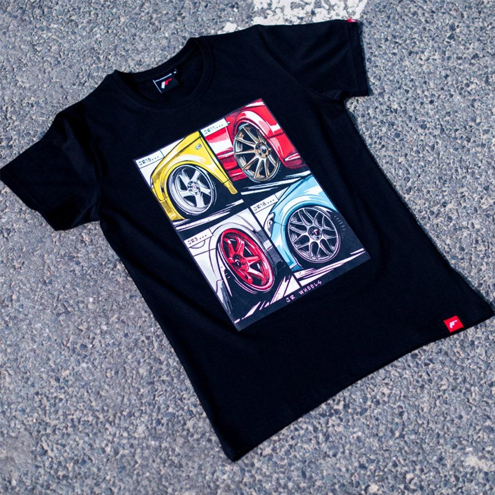 JR Men´s T-Shirt MIX
