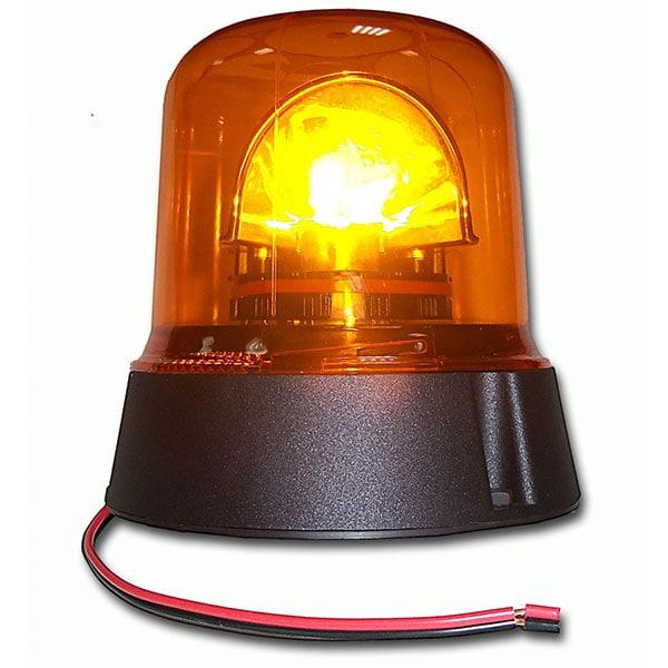 Roterande LED ljus för takmontage