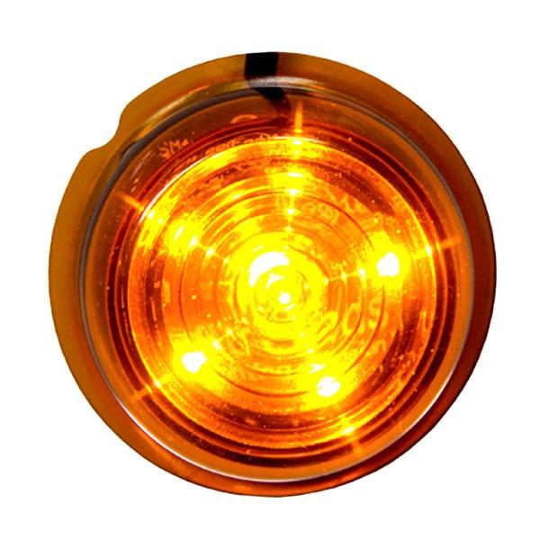 Viking LED Sidomarkeringsljus 12-24V
