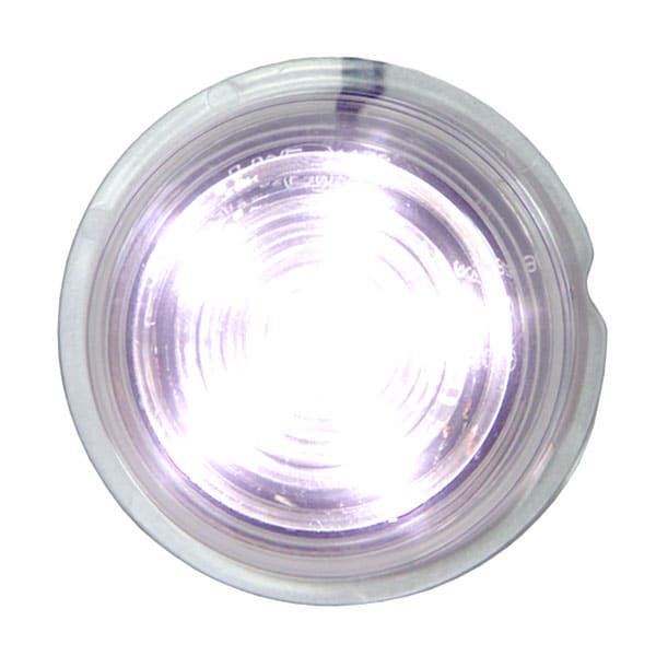 Viking LED Positionsljus vitt 12-24V