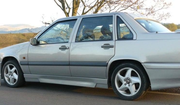 Volvo 850/855/S70/V70 Sidokjolar