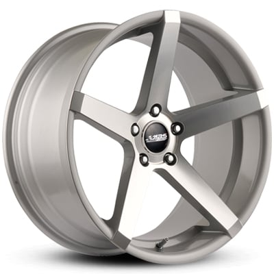 ABS 355 Silver Fälgpaket
