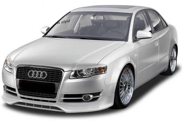 Frontspoiler lower Front Audi A4 B7