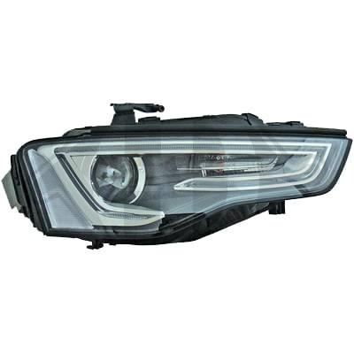 Headlights Right Audi A5