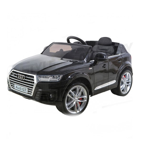 Batteridriven leksaksbil - Audi Q7