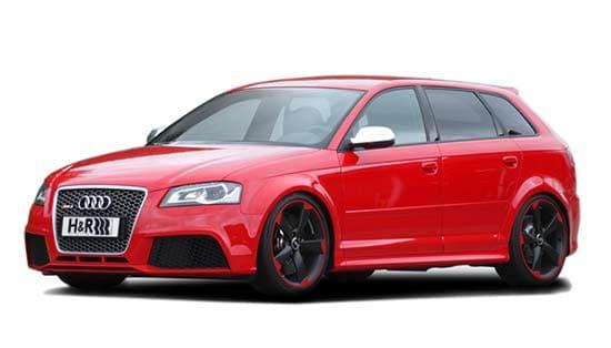 Audi tillbehör styling