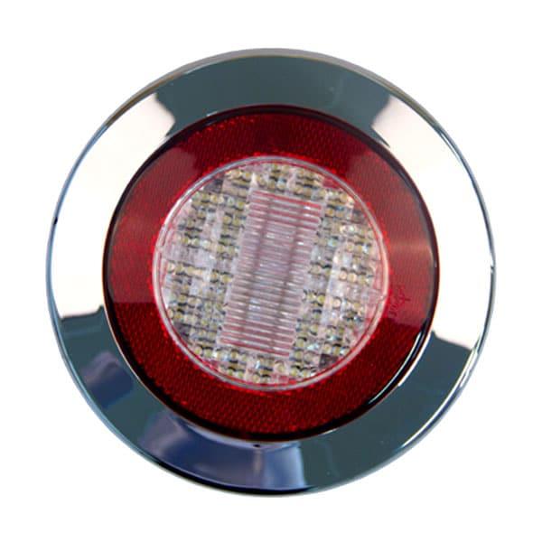 Backljus LED med reflex 12V Jokon