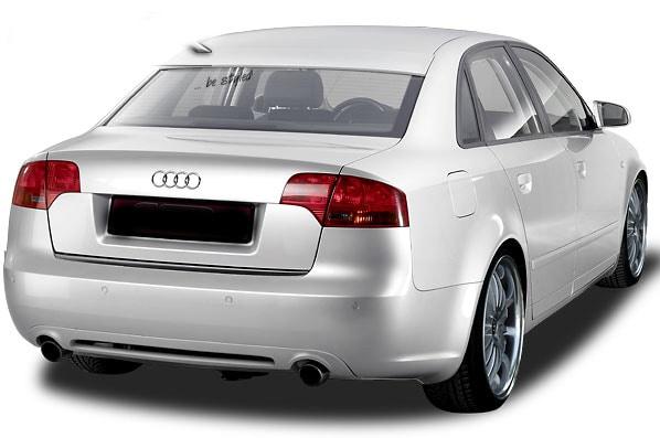 Spoiler rear lower Audi A4 B7