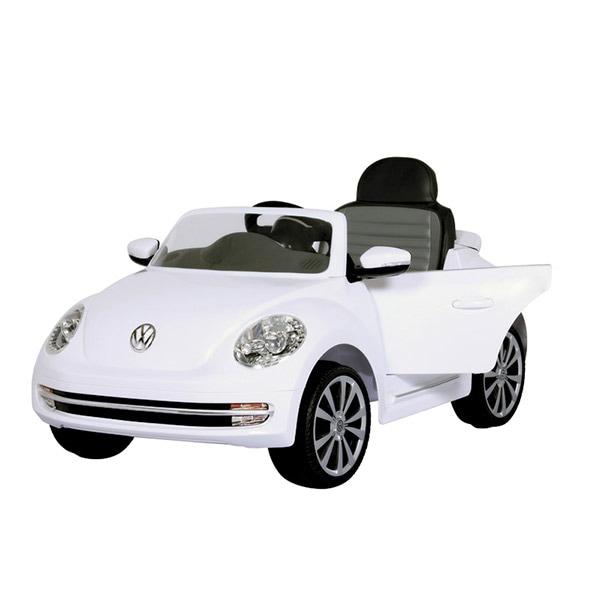 Batteridriven leksaksbil - VW Beetle