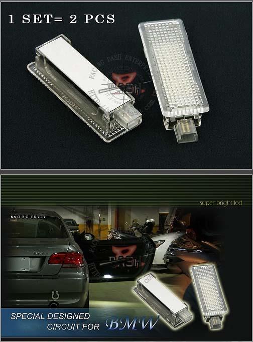 BMW Courtesy LED