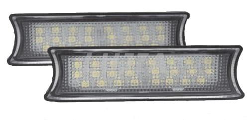 BMW E90 LED Roof