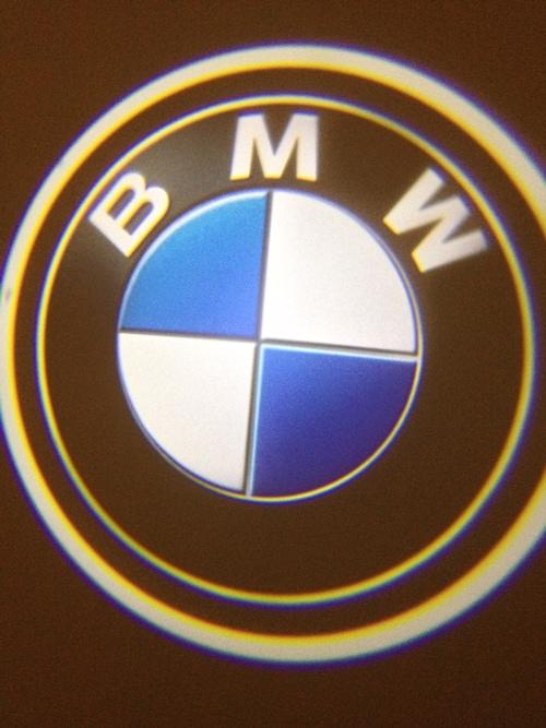 Logo projektor 12V BMW