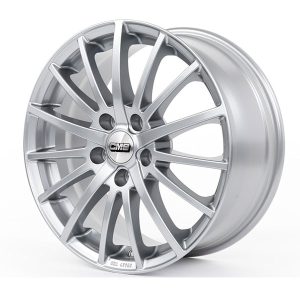 Complete Winter wheel set of CMS 16 Silver