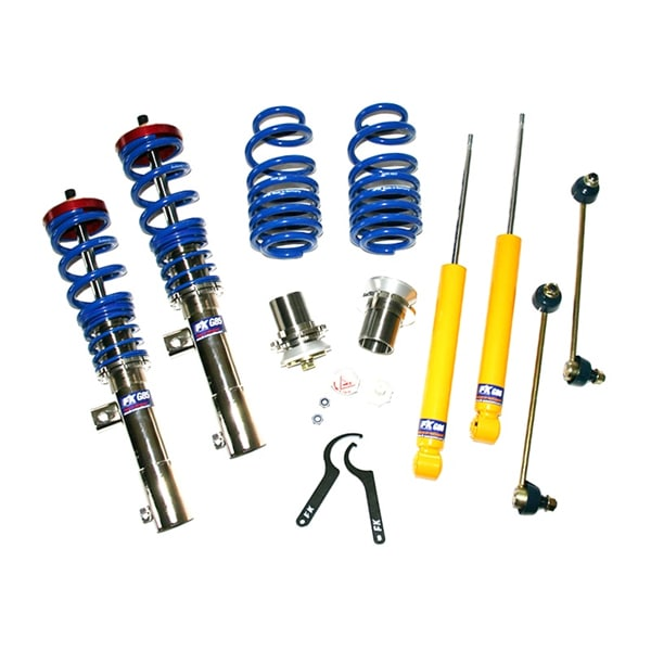 Coiloverkit Mercedes A-klass