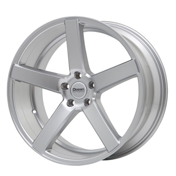 Complete winter wheel set of Ocean Cruise Silver
