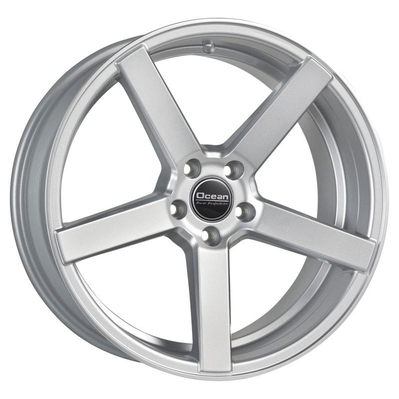 Ocean Cruise Concave  Silver (9*20´/5x108 ET 40 )