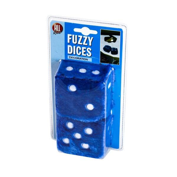 Tärningar Fuzzy dices