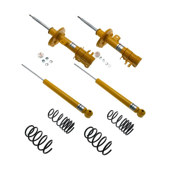 Road performance Suspension kit Audi S2 Quattro