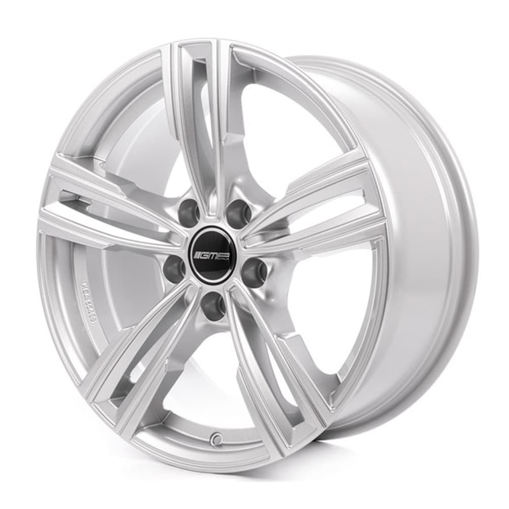 Complete set of GMP Reven Silver Winter wheels