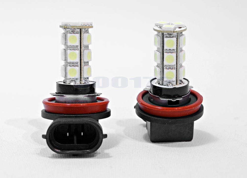 H11 LED Diode lamps 6000K