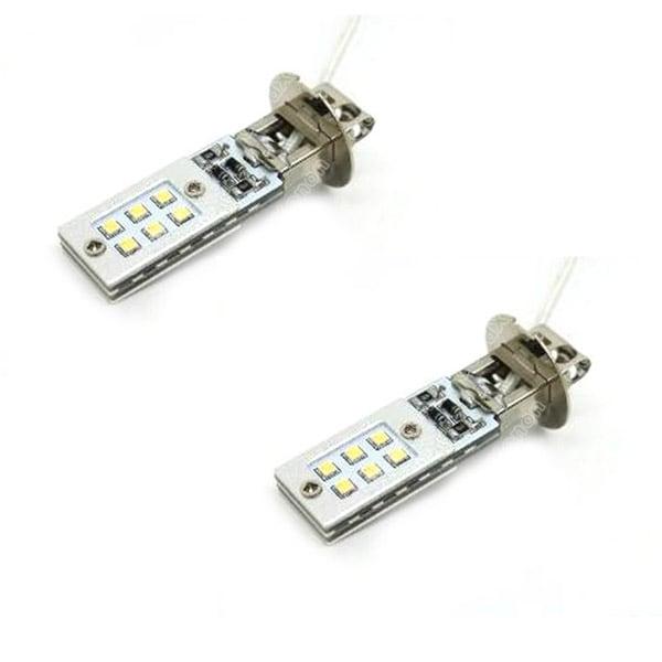 Lampor LED H3 Dimljus 12V & 24V - SC