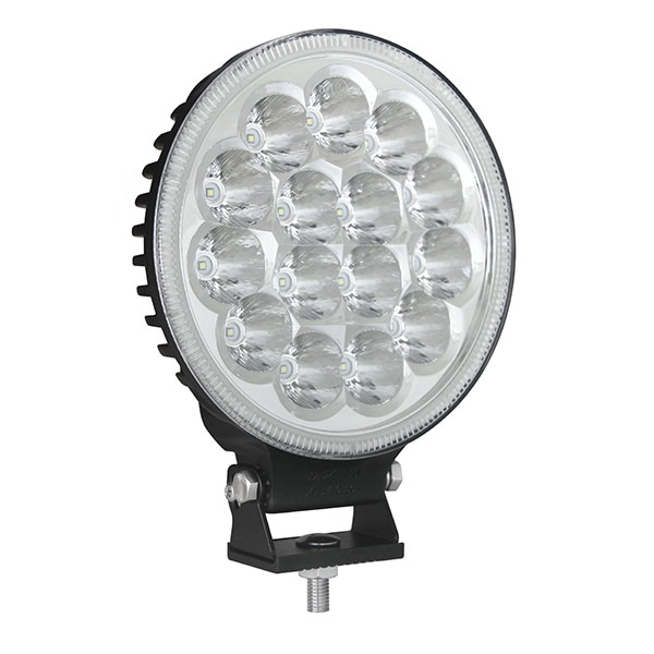 Extralight Hestra LED clear glass 7´´