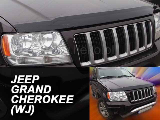 Huvskydd Jeep Grand Cherokee