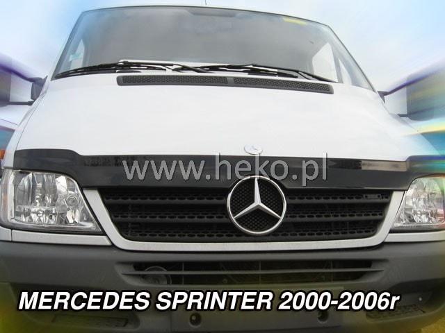 Huvskydd Mercedes Sprinter
