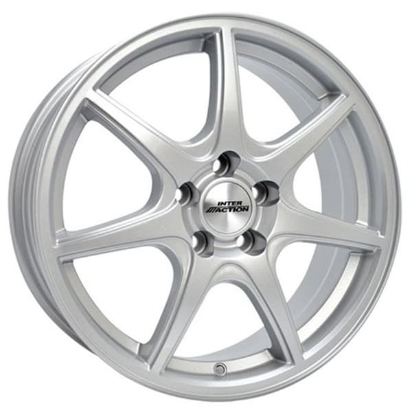 Complete Winter wheel set of Inter Ice Silver