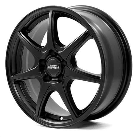 Complete Winter wheel set of Inter Ice Black