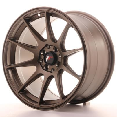Complete wheel set of  JR11 Bronze