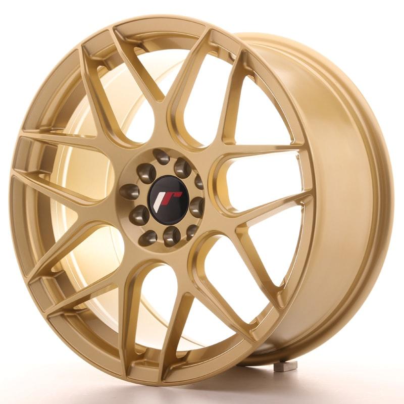 JR18 Guld Fälgpaket