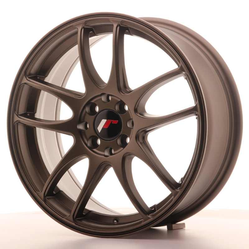 Complete wheel set of  JR29 Bronze