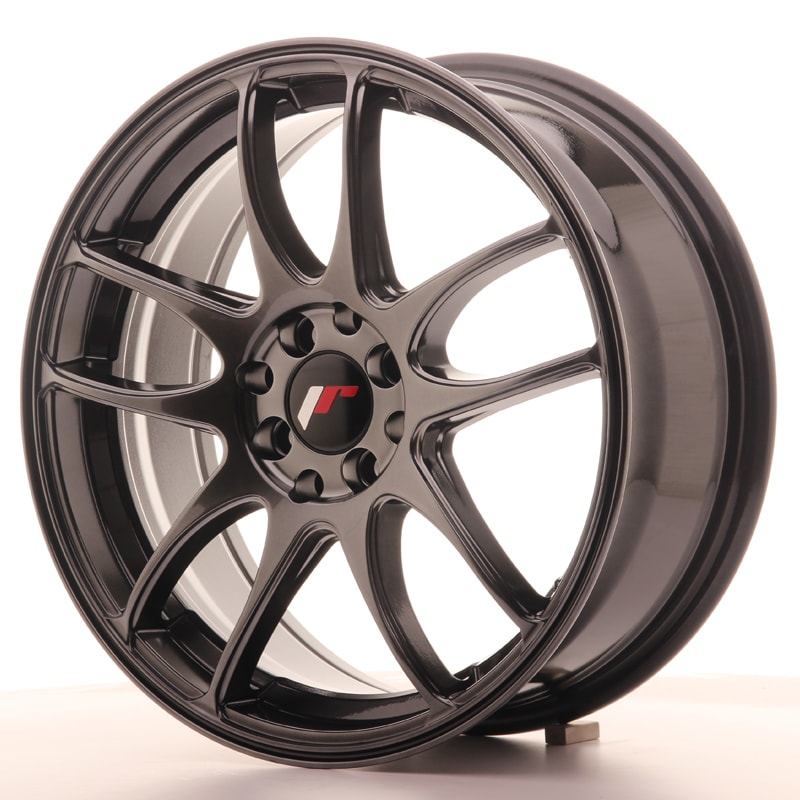 Complete wheel set of  JR29 Hyperblack