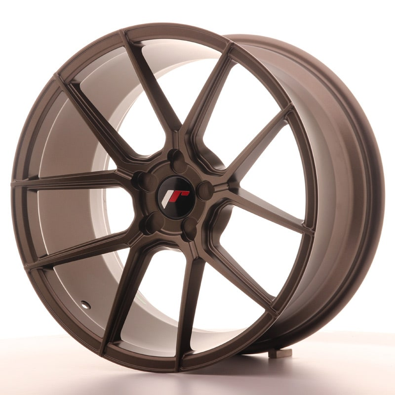 Complete wheel set of  JR30 Bronze