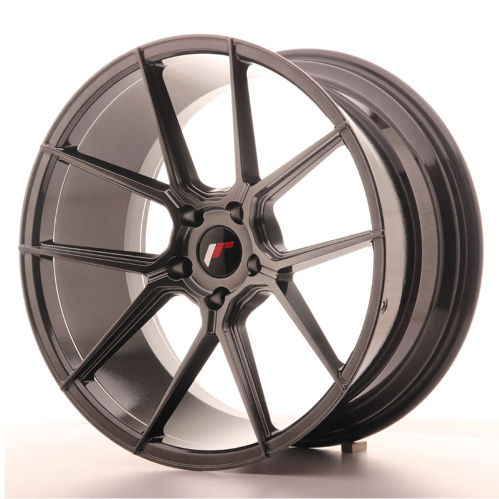 Complete wheel set of  JR30 Hyperblack