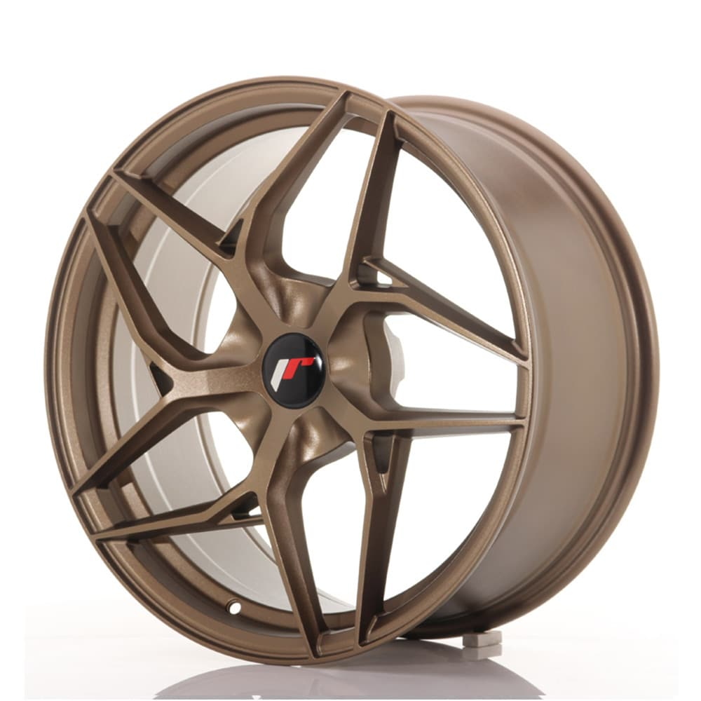 Complete wheel set of  JR35 Bronze
