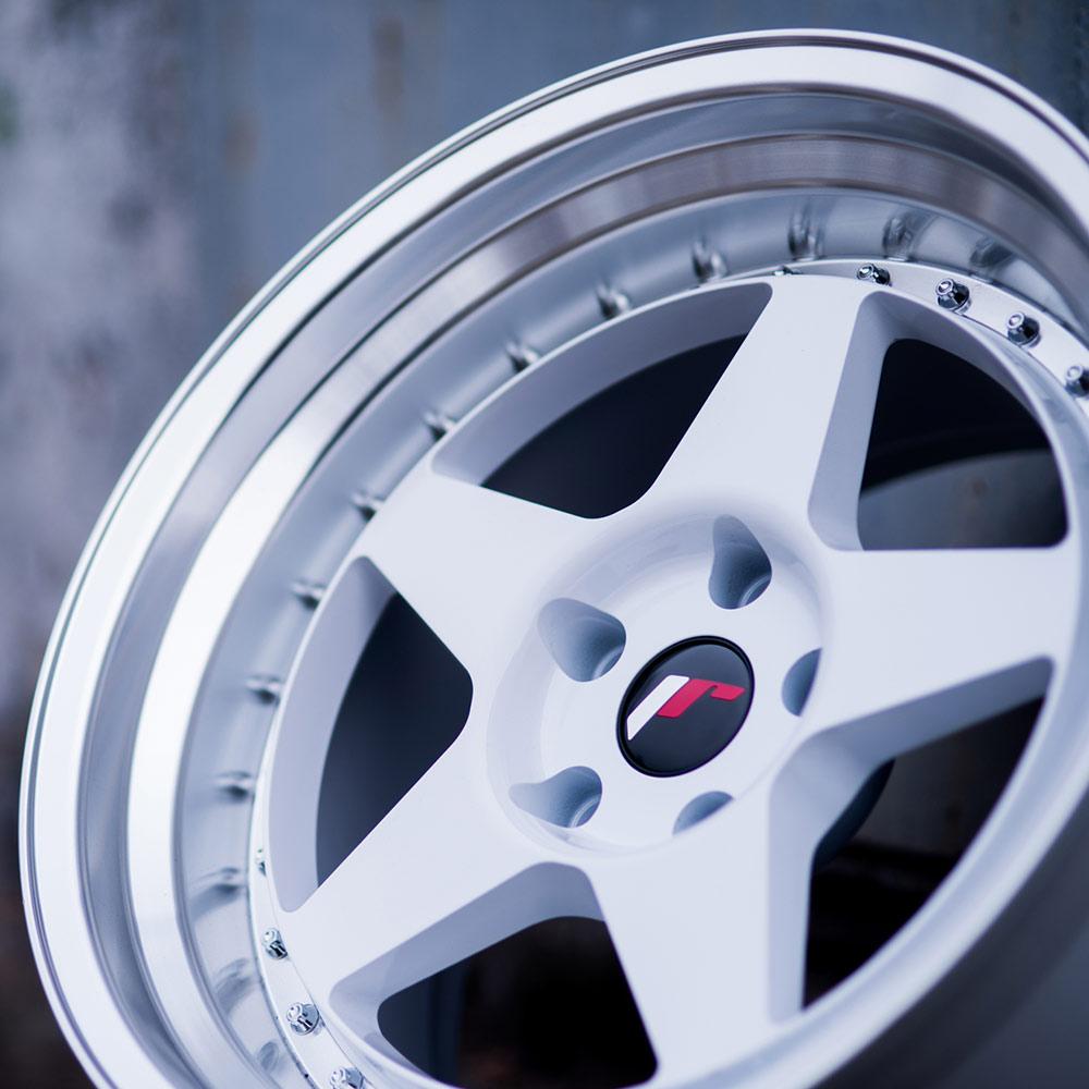 Japan Racing JR6 Silver/Vit
