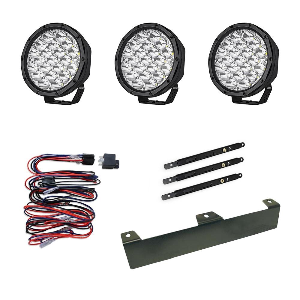 Extraljuskit LED Swedstuff 7´ 65W