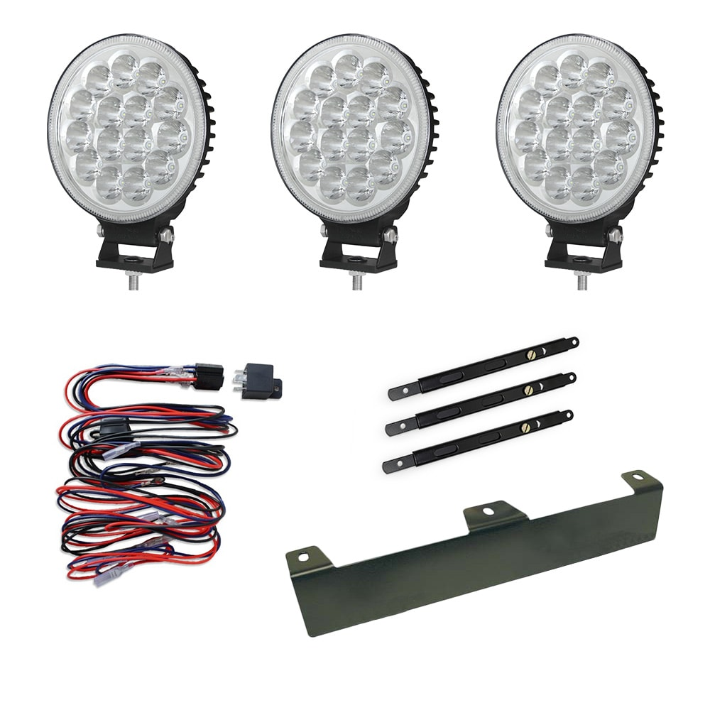Extraljuskit LED Hestra 7´ 30W
