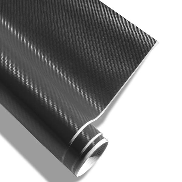 Carbon fibre window film on roll 152x200cm