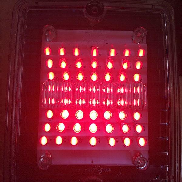 LED bromsljus/baklampa 24V