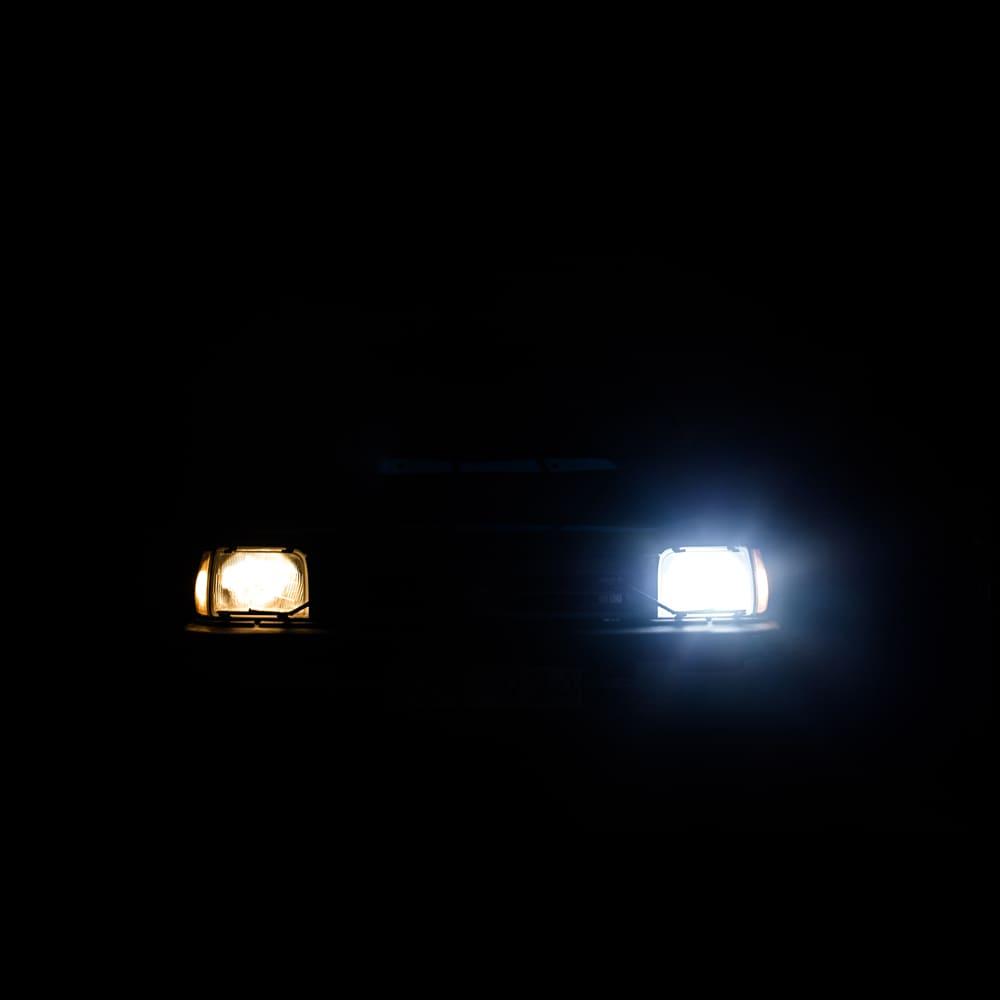 HB3 LED Konvertering