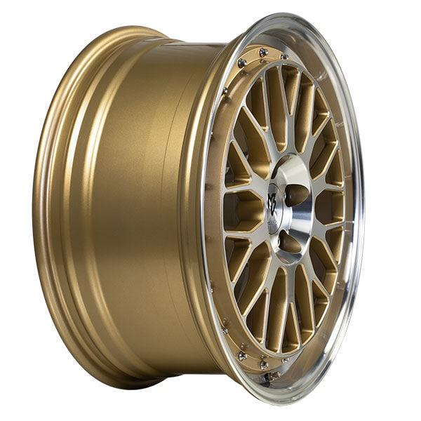 MB Design LV1 Guld polerad