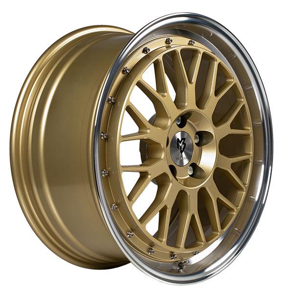 MB Design LV1 Guld