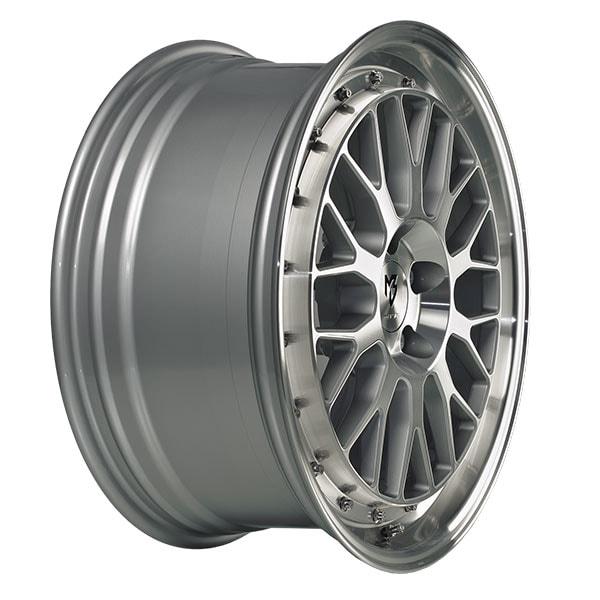MB Design LV1 Silver
