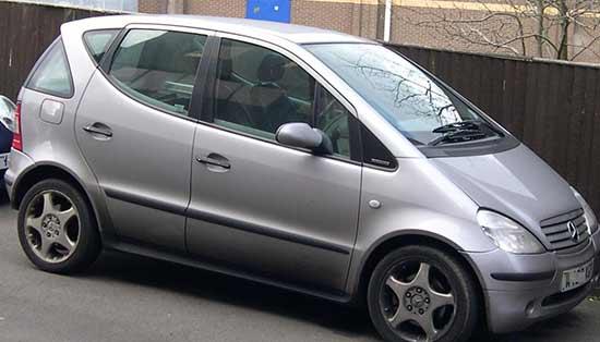 A-Klass W140